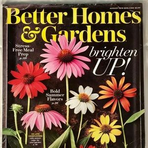 Other - BETTER HOMES & GARDENS Magazine AUGUST 2018